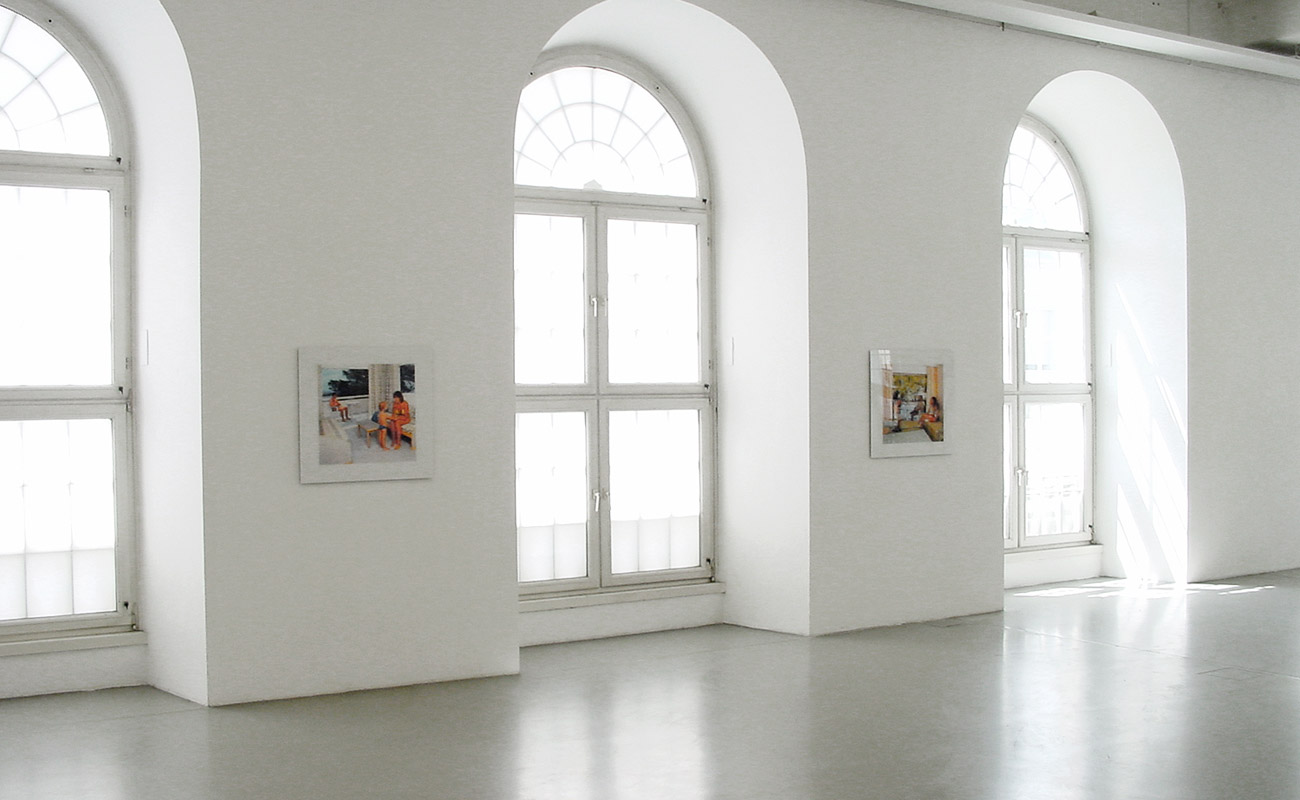 CHANGING PLACES - Kunstverein Kassel, 1999