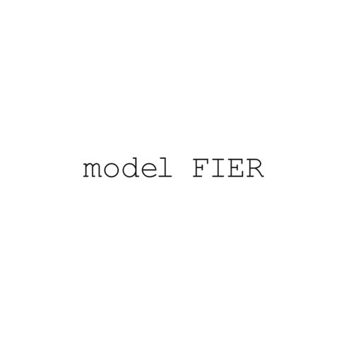 """""""model FIER"""" - LAGE EGAL [GW34/35], Berlin"""