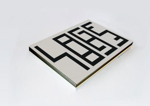 """The Book as an Artwork as an Exhibition as a Book"" - LAGE EGAL, Berlin"