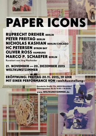 Paper Icons - Weltkunstzimmer