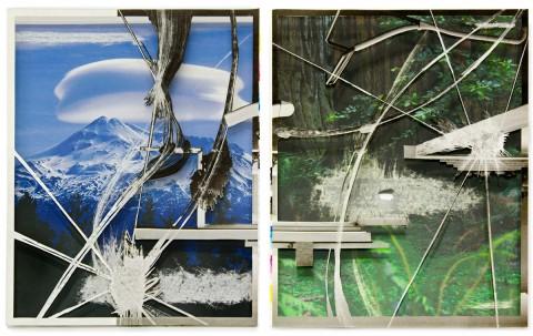 Peter Freitag - vitrine-fn, 2015