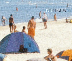 "Catalogue - ""PETER FREITAG"""