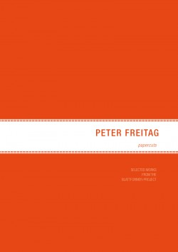 PETER FREITAG - papercuts